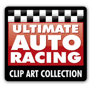 Auto Racing Dirt on Race Car Clip Art   Auto Racing Clip Art