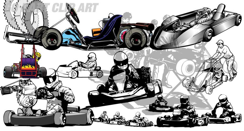768 Go Kart Illustrations, Royalty-Free Vector Graphics & Clip Art - iStock